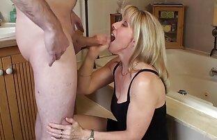 Charmanter pornos ab 40 Kerl blonde blowjob